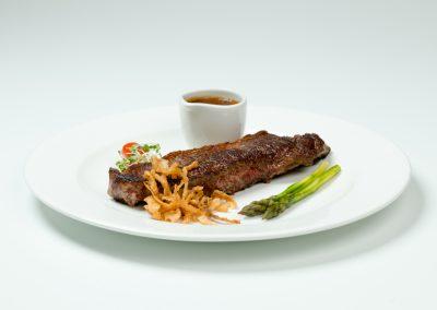 Grilled 10oz Sirloin Steak (2)